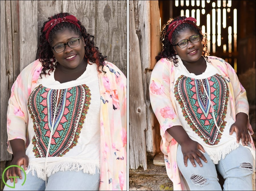 Ypsilanti Senior Session